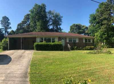 Warner Robins GA Single Family Home For Sale: $93,900