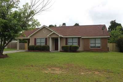 Centerville Single Family Home For Sale: 201 Ridgebend Drive