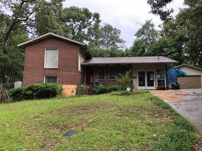 Warner Robins Single Family Home For Sale: 111 Glendale Court