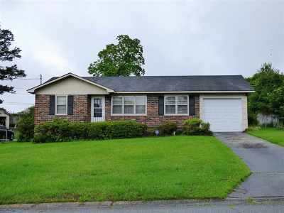 Macon Single Family Home For Sale: 3390 S Ohara Drive