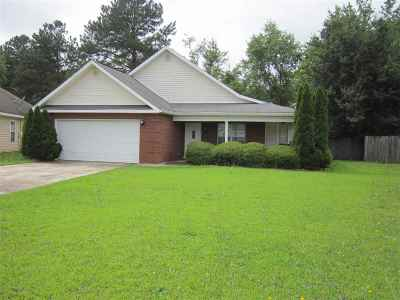 Warner Robins Single Family Home For Sale: 128 Sunnymeade Drive