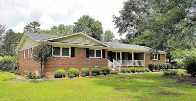 Macon Single Family Home For Sale: 5521 Robie Drive
