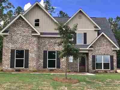 Macon Single Family Home For Sale: 218 Wesley Joe Court
