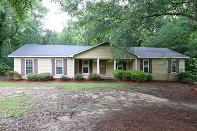 Macon Single Family Home For Sale: 6532 Chriswood Drive