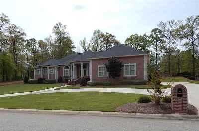 Warner Robins Single Family Home For Sale: 112 Hampton Pointe