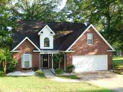 Warner Robins Single Family Home For Sale: 204 Woods Edge