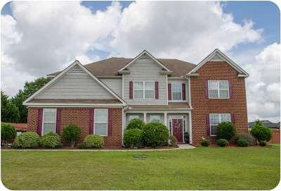 Single Family Home For Sale: 306 Brampton Way