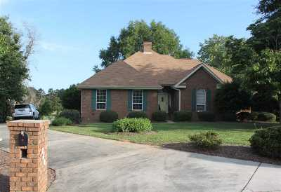 Bonaire Single Family Home For Sale: 248 Waterford Drive