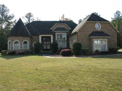 Macon Single Family Home For Sale: 702 Latrobe Way