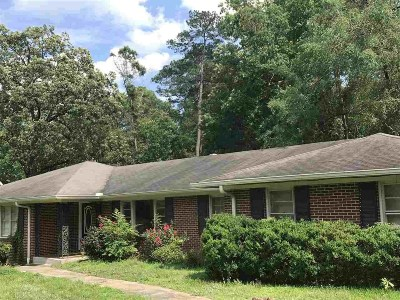 Macon Single Family Home For Sale: 2924 Thornwood Drive