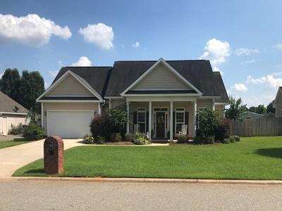 Warner Robins Single Family Home For Sale: 197 Wavertree Drive