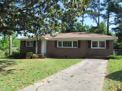 Macon Single Family Home For Sale: 3875 Stacy Drive