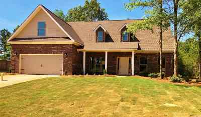 Macon Single Family Home For Sale: 1005 Marion Oaks Drive