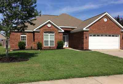 Warner Robins Single Family Home For Sale: 203 Chasen Court