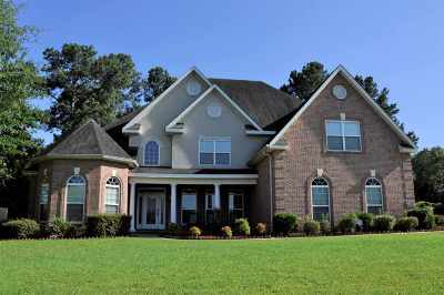 Bibb County, Crawford County, Houston County, Peach County Single Family Home For Sale: 103 Prestige Drive
