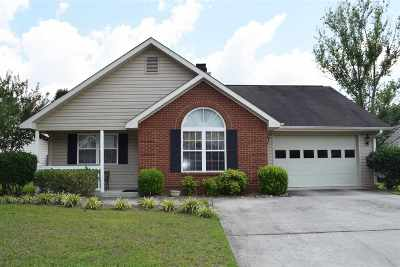 Single Family Home For Sale: 207 Deer Track Court