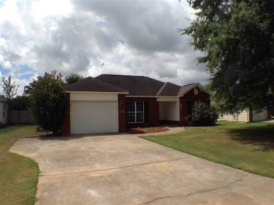 Warner Robins Single Family Home For Sale: 317 Tyson Glen Drive