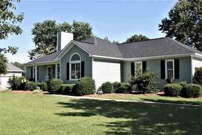 Macon Single Family Home For Sale: 185 Stonefield Circle