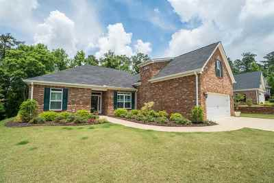 Macon Single Family Home For Sale: 1060 Brookford