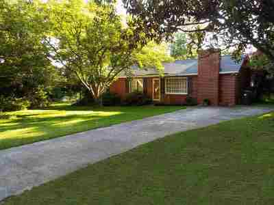 Macon Single Family Home For Sale: 4137 Hartley Bridge Rd