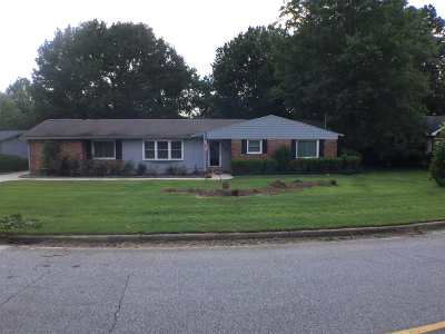 Perry GA Single Family Home For Sale: $133,900
