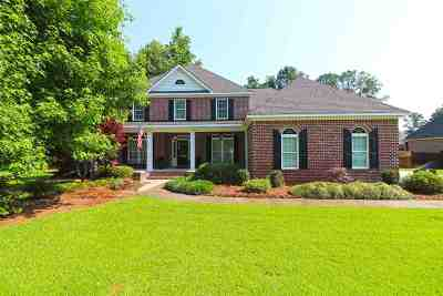 Warner Robins Single Family Home For Sale: 201 Vinings Place Dr