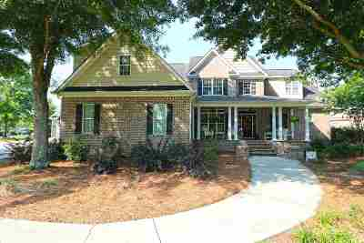 Warner Robins Single Family Home For Sale: 116 Vinings Place Dr