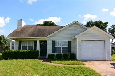 Warner Robins Single Family Home For Sale: 201 Worthington Lane