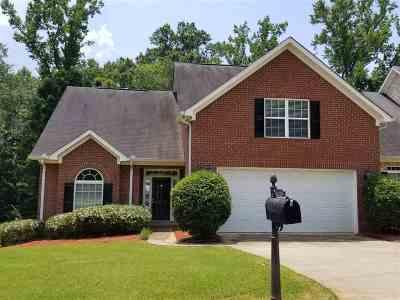 Macon Single Family Home For Sale: 224 High Ridge Court