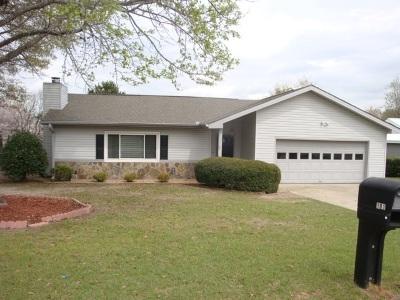 Warner Robins Single Family Home For Sale: 101 Whisper Court