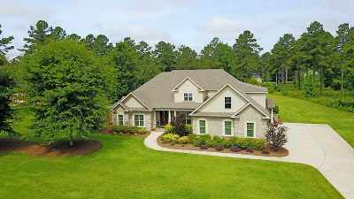 Single Family Home For Sale: 4015 Roundtop Circle