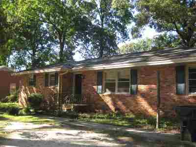 Warner Robins Single Family Home For Sale: 277 Peachtree Circle