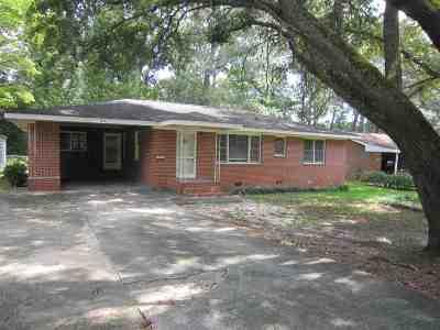 Warner Robins GA Single Family Home For Sale: $85,000