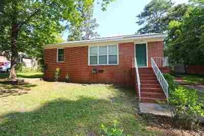 Warner Robins GA Single Family Home For Sale: $57,500