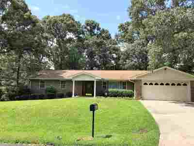 Warner Robins Single Family Home For Sale: 201 Lumpkin Drive