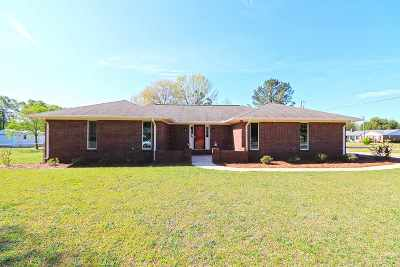 Kathleen Single Family Home For Sale: 114 Van Drive