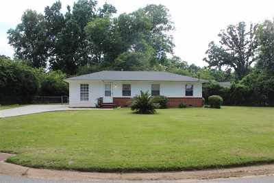 Warner Robins Single Family Home For Sale: 115 Kingsbury Circle