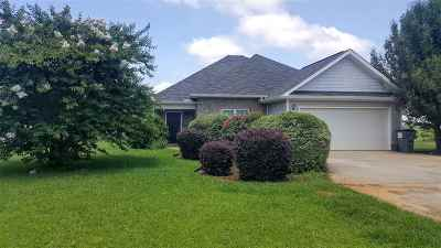 Perry Single Family Home For Sale: 218 Shasta Drive