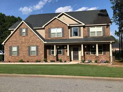 Warner Robins GA Single Family Home For Sale: $269,000