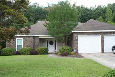Warner Robins Single Family Home For Sale: 305 Bonnie Drive