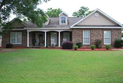 Warner Robins Single Family Home For Sale: 413 Tucker Place