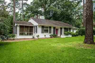 Macon Single Family Home For Sale: 1266 Waverland Drive