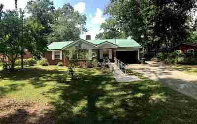 Warner Robins Single Family Home For Sale: 308 Cherokee Drive
