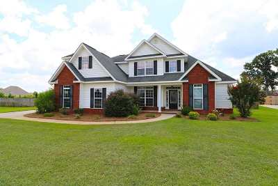 Warner Robins Single Family Home For Sale: 309 Lovorn Circle