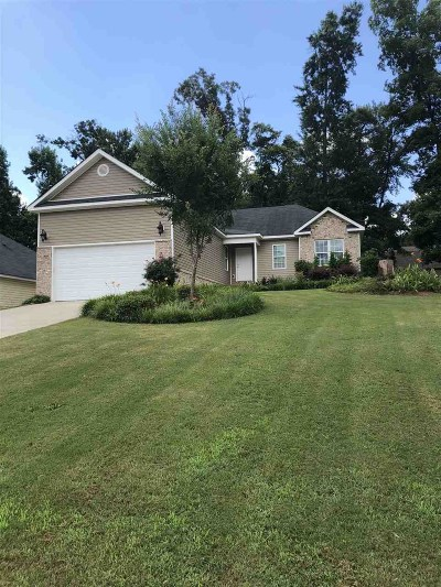 Centerville Single Family Home For Sale: 205 McVey Trail