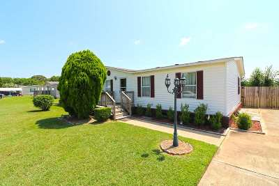 Single Family Home For Sale: 109 Hawks View Trail