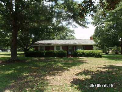 Perry Single Family Home For Sale: 200 Farm Estates Road