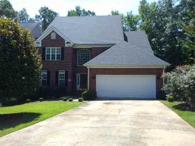 Macon Single Family Home For Sale: 144 Hampton Way