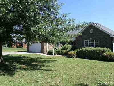 Single Family Home For Sale: 107 Creekview Trail