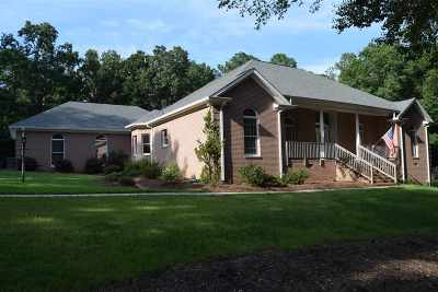 Macon Single Family Home Contingent: 126 Witman Way